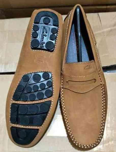 Men's high-quality loafer shoes, B73-90